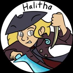 DnD Tokens: Halitha