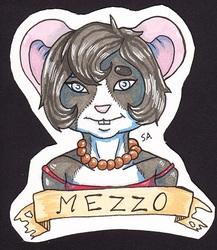 Mezzo Badge