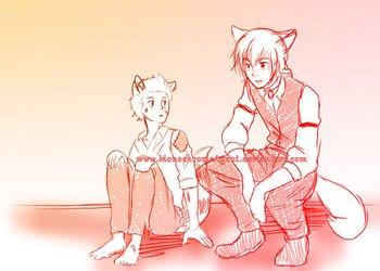 Lem and Hauen-senpai desu <3