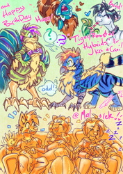COM: MCF Scribbly Day 3 Page 4