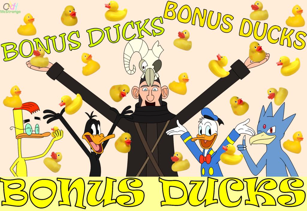 Bonus Ducks!
