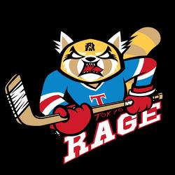 Aggretsuko's Tokyo Rage Hockey