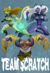 Team Scratch by Zelmarr
