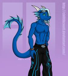 Gunther blue dragon