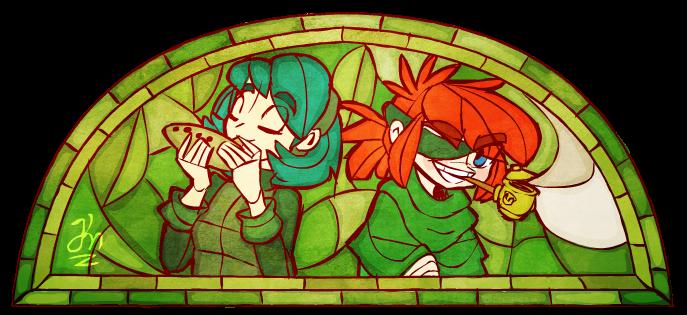 Green Grins