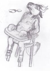 Diaper Tropes: The Chair