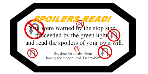 Sign For Spoilers Read