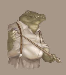 Crocodile Trouble