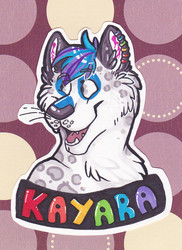 Kayara badge