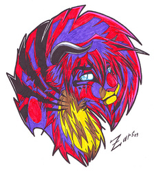 2009 Rednight Markers