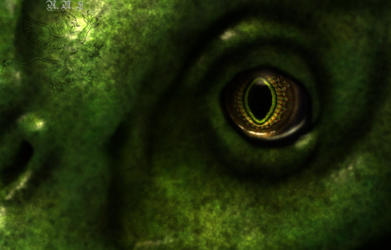 Sea Devil Skin/Eye Details