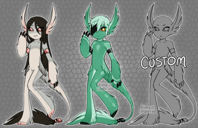 Eihny Adopts Set 3 [SOLD OUT]