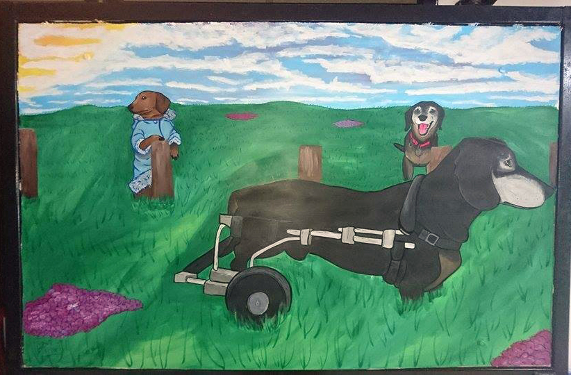 Charity Mural 1