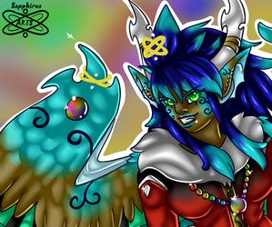 Rainbow Pride +Sapphirus+