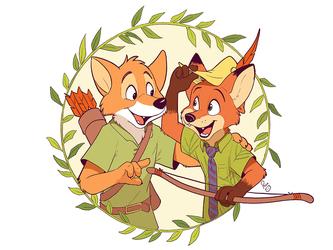 Robin and Nick
