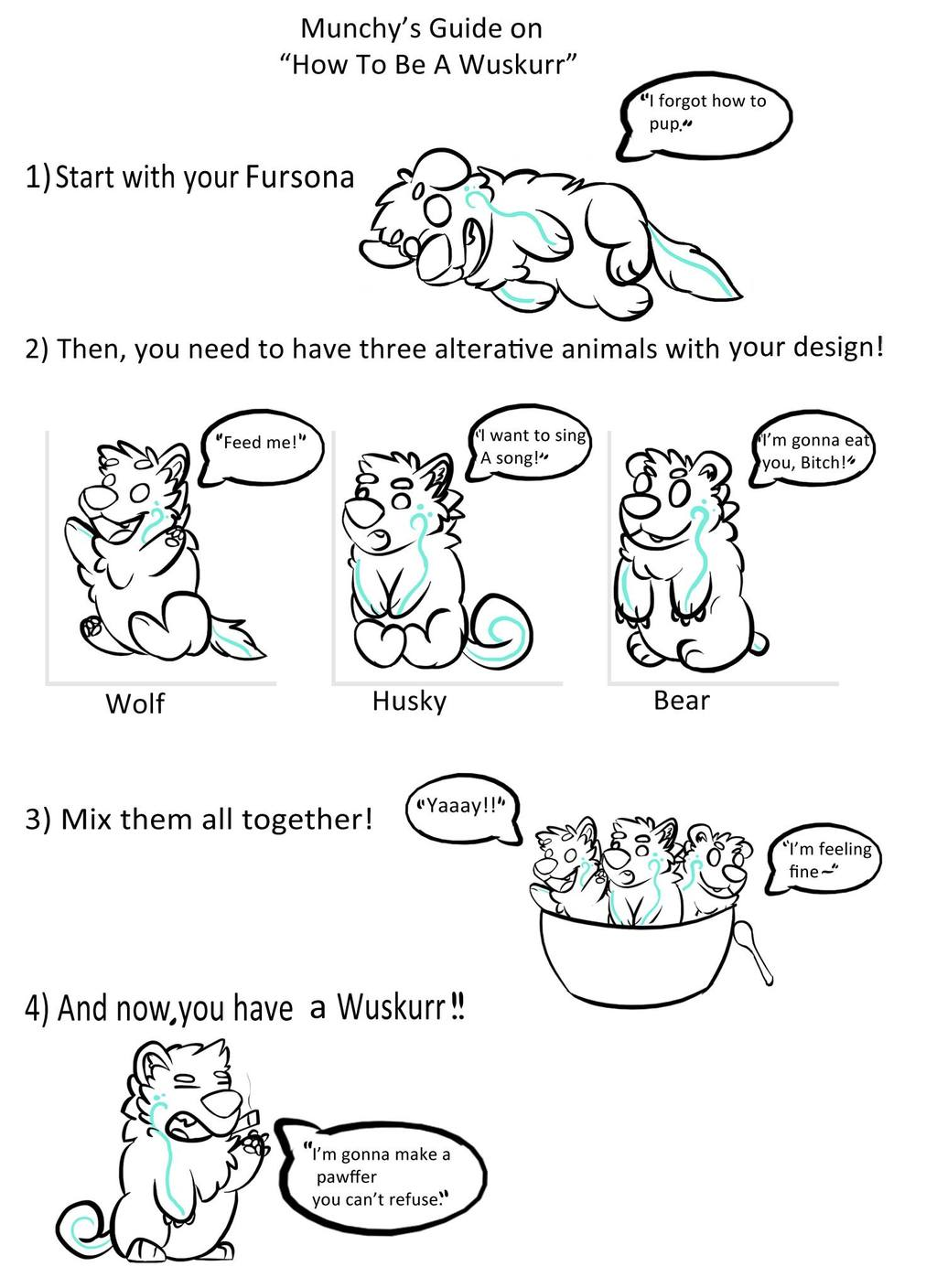 'How To Be A Wuskurr'