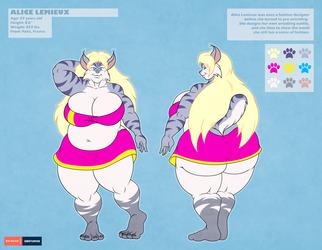 Alice Lemieux Character Sheet (c)