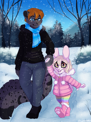 Walk in the Park - Commission