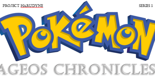 Pokemon Ageos Chronicles - Chapter 4