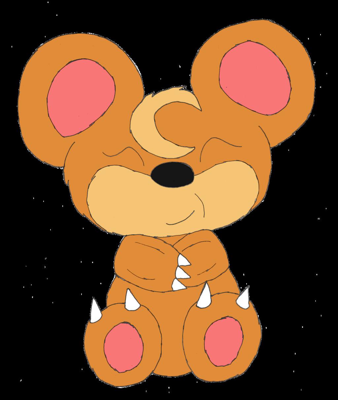 Most recent image: A Fuzzy Li'l Teddiursa