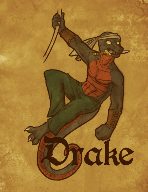 Midwest Furfest Pirate badge 1