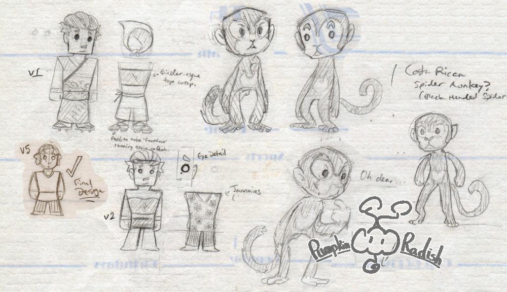 Scrap - Sketchdump 4-26