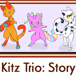 Kitz Trio: Chapter 1