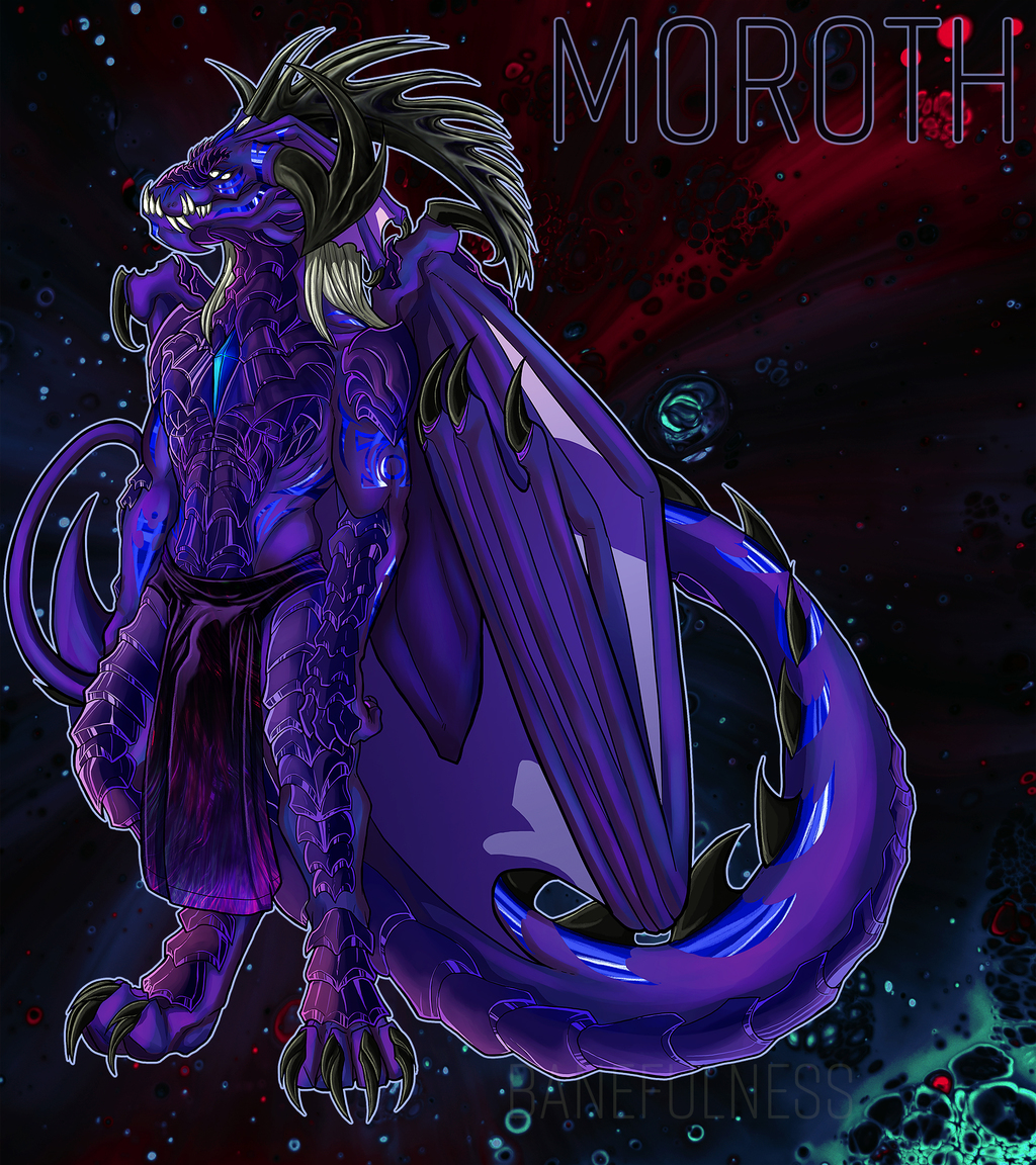 Most recent image: .:Moroth:. Anthro Form