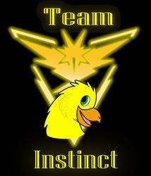 [GIFT] Team Instinct Represent!