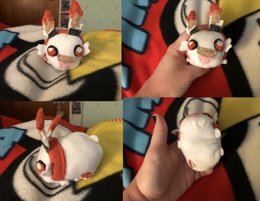 Pokemon Scorbunny Tsum For Sale