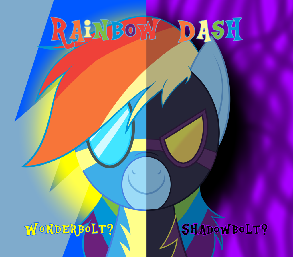 Rainbow Dash, Group Choice...