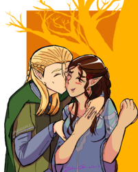[Commission] Lithorniel/Legolas