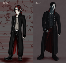 2007 and 2017