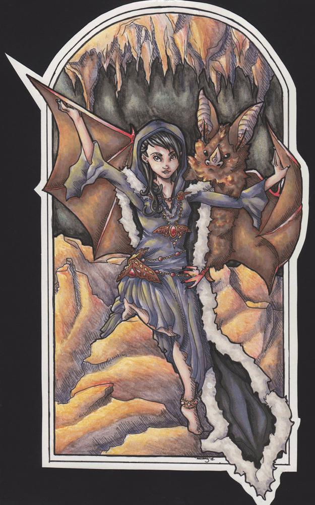 041. batgirl