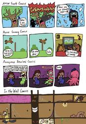 Quick Comics 1