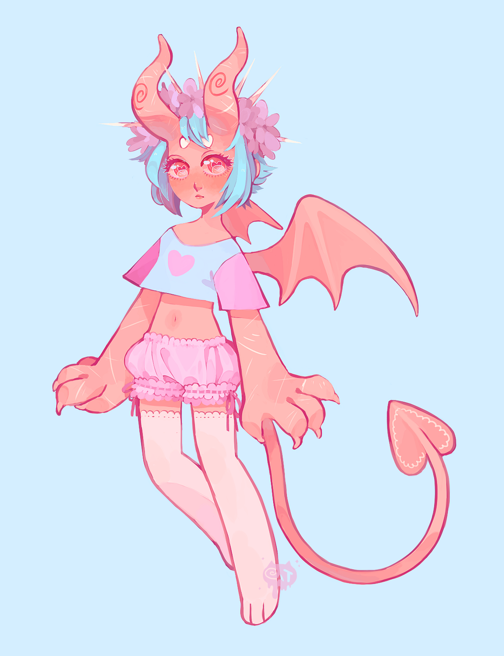 Most recent image: [T] CUPID FOR QUESOZOMBIE!!!