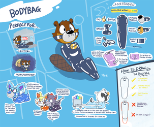Outfit ref - Bodybag