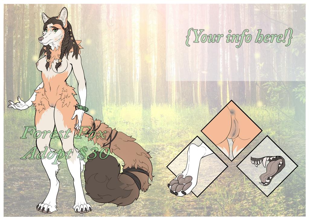Adopt - Fox #2