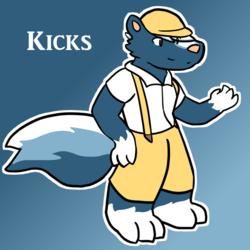 [Daily Draw - 76] Kicks the Skunk