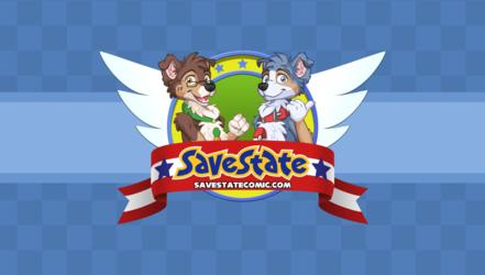 Savestate Sonic 2 logo