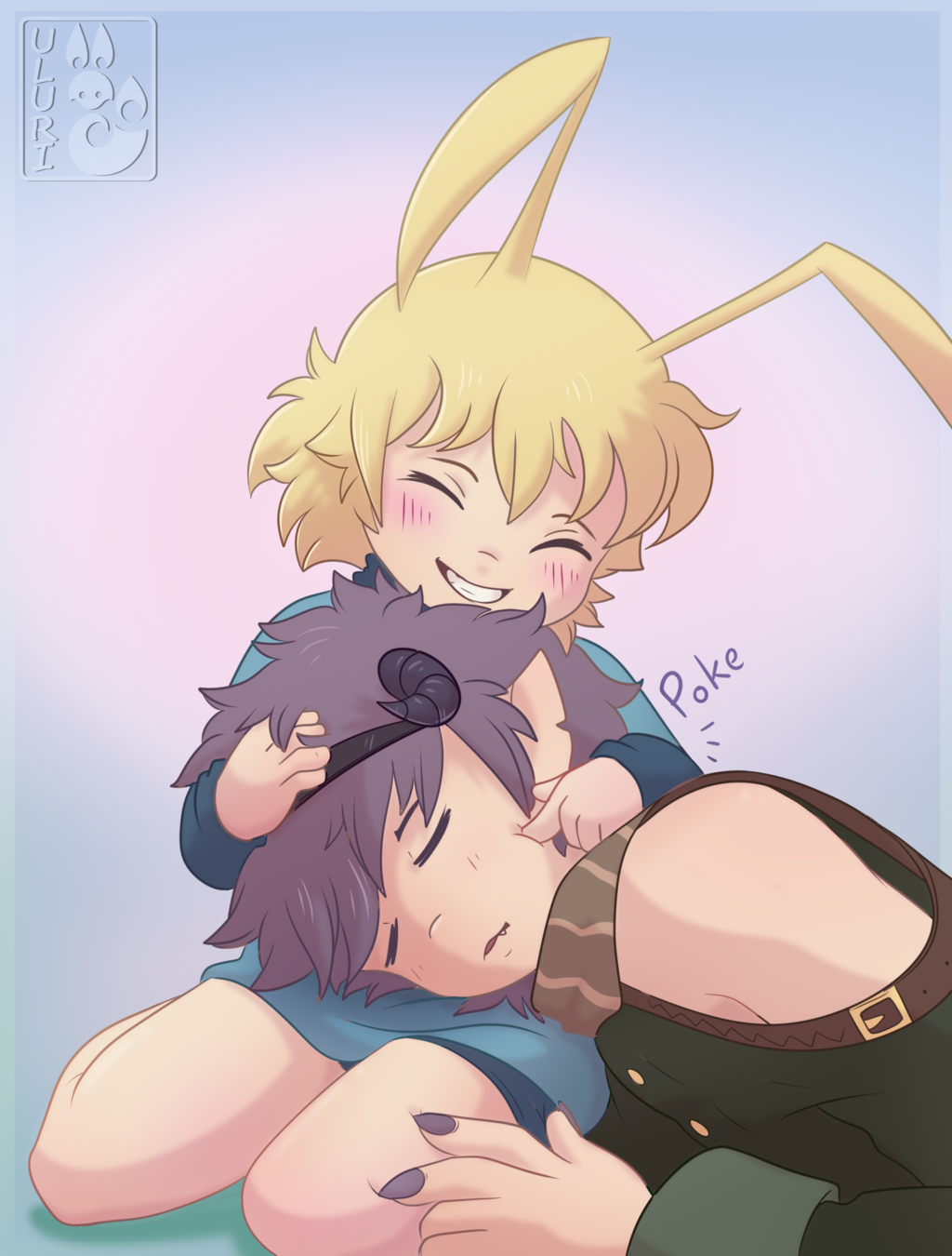 The Snuggles I Need