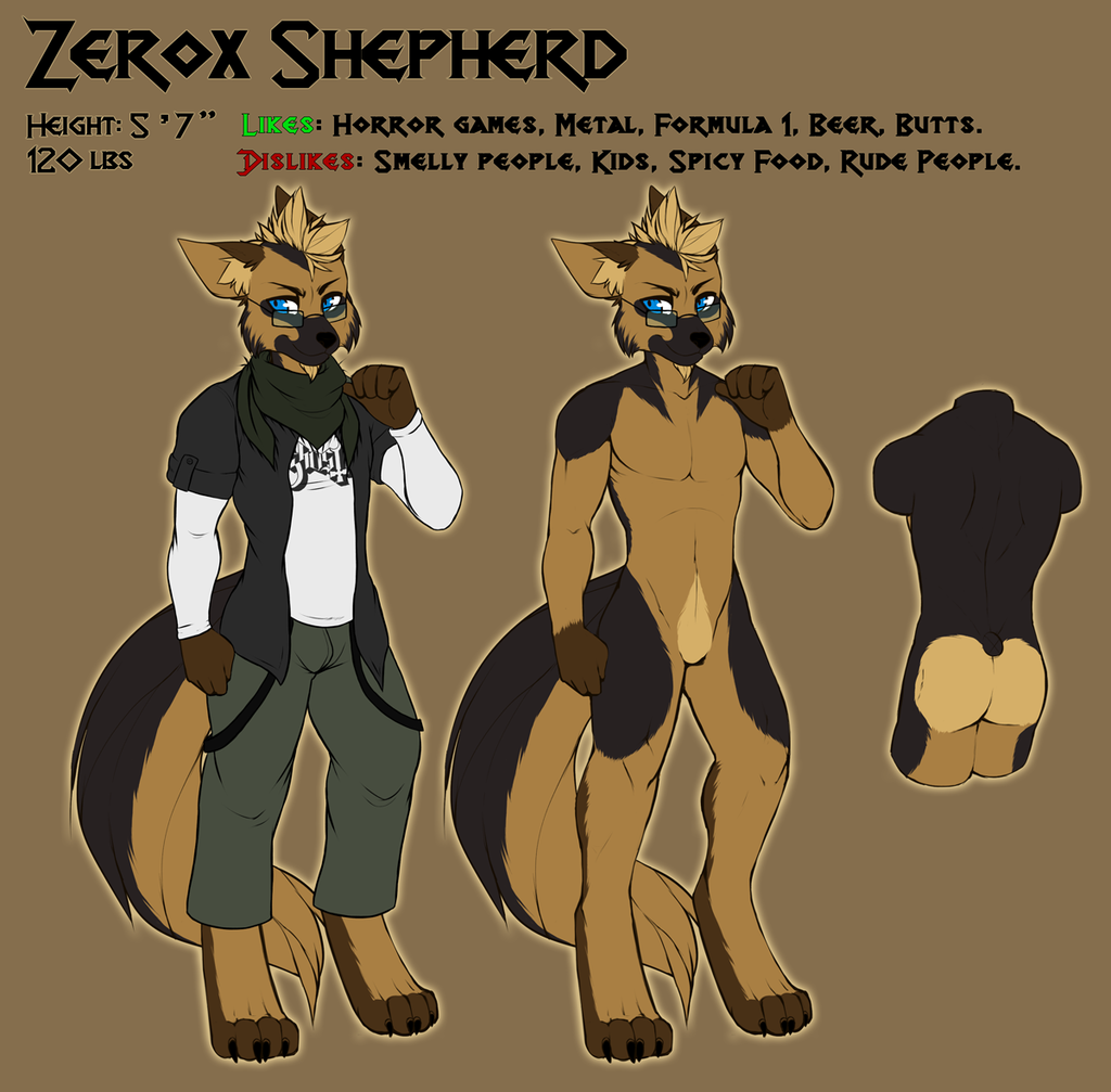 Ref: Zerox Shepherd