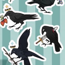 crow aesthetic