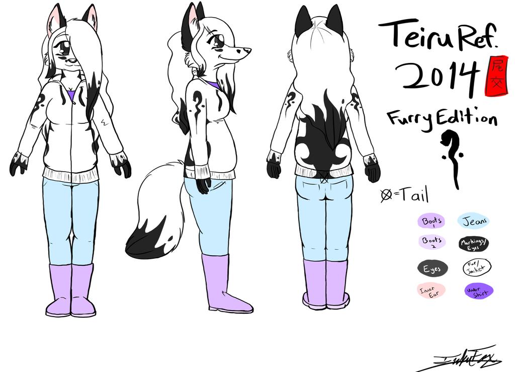 Most recent image: Teiru Ref. 2014 FURRY