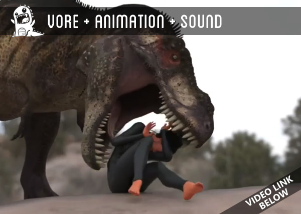 Shattered Earth II (Vore animation by Ryan C)