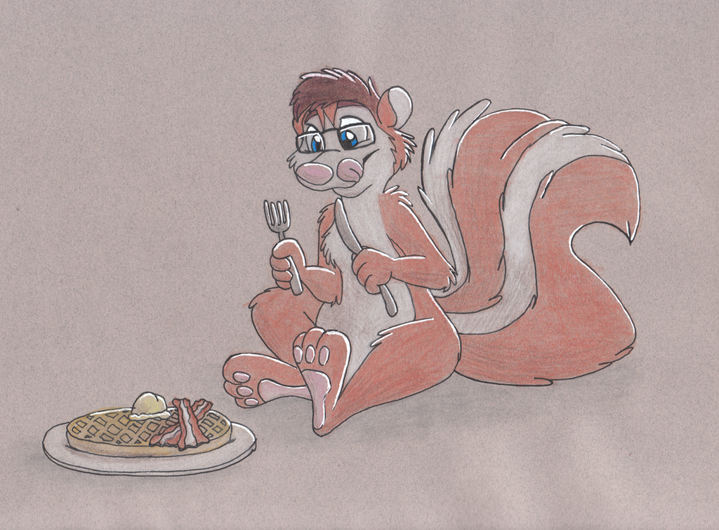Breakfast Time! By Goldenrod