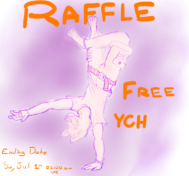Second Raffle! HipHop