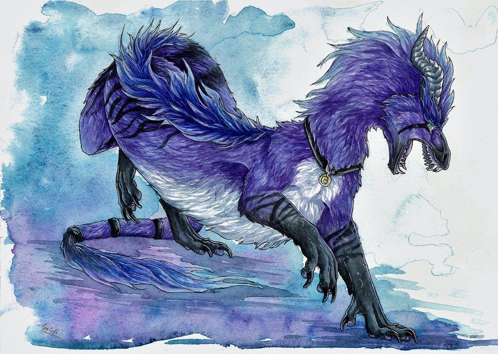 Frosty Violet