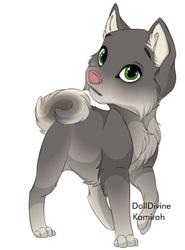Minnie the Puppy!!