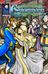 EGORAVEN: Heir of the First Unicorn [COVER 05]